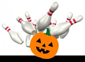 pumpkin and pins